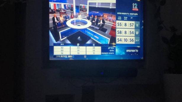 اغلاق صناديق الاقتراع، ونسبة التصويت في المجتمع العربي تتجاوز الـ 60%، والعينات تظهر تفوق كحول لفان، والمشتركة 12 مقعدًا، عودة: نحن القوة الثالثة