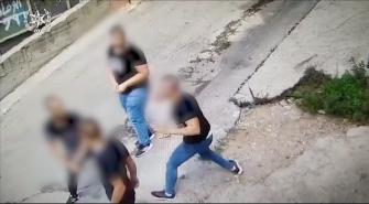 شاهد: طعن شاب من الناصرة  لأنه سأل المتهم فقط