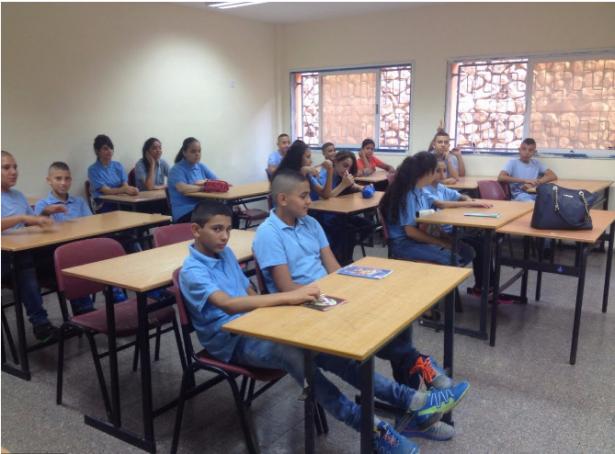 يونس للشمس: ناقشنا كيفية مواجهة تدريس قانون القومية في المدنيات ومنح المعلمين الأدوات اللازمة