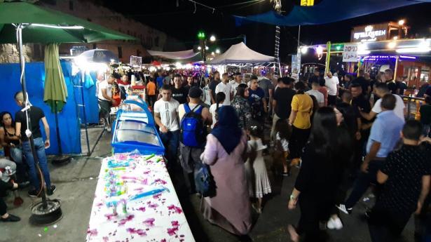 شاهد بالصور: اجواء عيد الأضحى في عكا