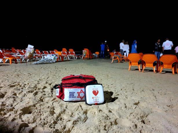 العثور على جثة الشاب بعد غرقه في البحر قرب أحد شواطئ تل أبيب