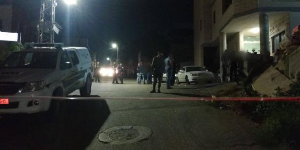 عنف مرة أخرى في طمرة وتعرض شخصين لاطلاق النار