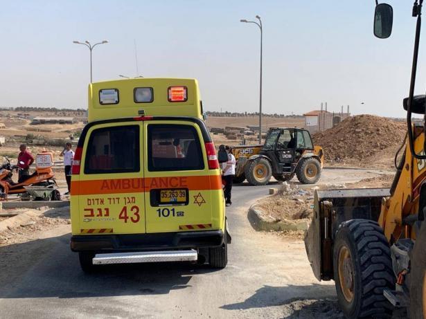 رهط: مصرع مواطن من الضفة جراء دهسه من قبل مركبة