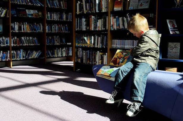 آمنة مصري تتحدث للشمس عن اهمية المكتبة المنزلية وغرس حب القراءة لدى الطالب
