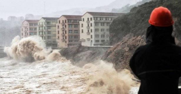 ارتفاع حصيلة ضحايا اعصار اليابان