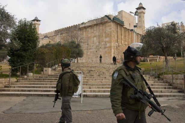 السلطات الاسرائيلية تقرر اغلاق الحرم الابراهيمي بداعي الأعياد اليهودية