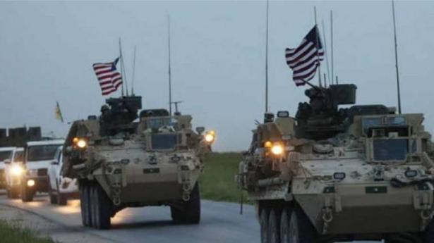 التحالف الدوليّ بقيادة واشنطن: أصبحنا خارجَ منبج السوريّة