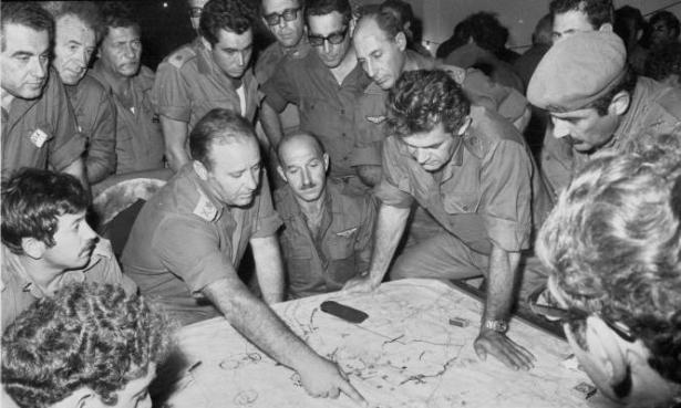 كبها للشمس: كشف أرشيف الدولة حول الجلسات خلال حرب أكتوبر