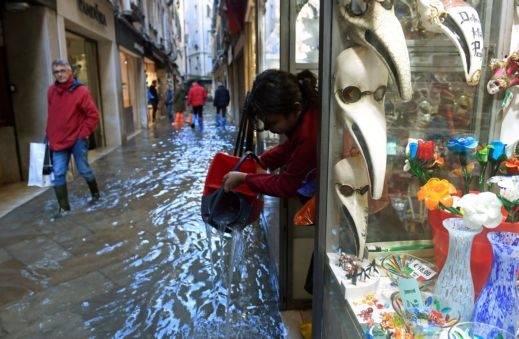 إيطاليا: إعلان حالة الطوارئ بالبندقية بعد غرقها
