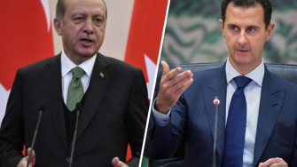 بشار الأسد يتعهد بالرد على تركيا والأكراد يطالبون المجتمع الدولي بفتح ممر انساني للمدنيين والجرحى