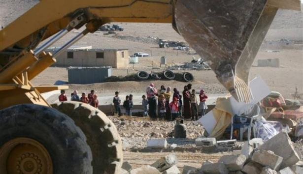 السلطات الاسرائيلية تهدم العراقيب للمرة 163 على التوالي