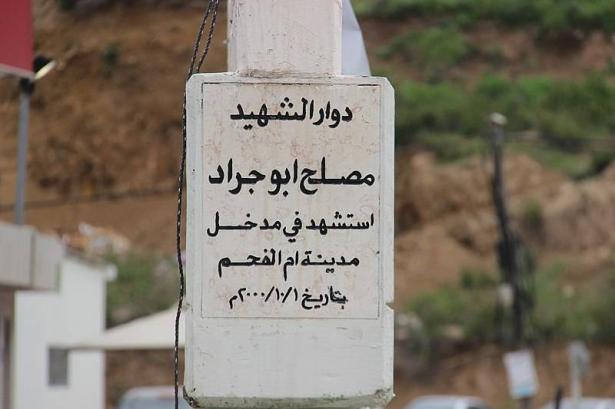 شقيق الشهيد مصلح ابو جراد للشمس: