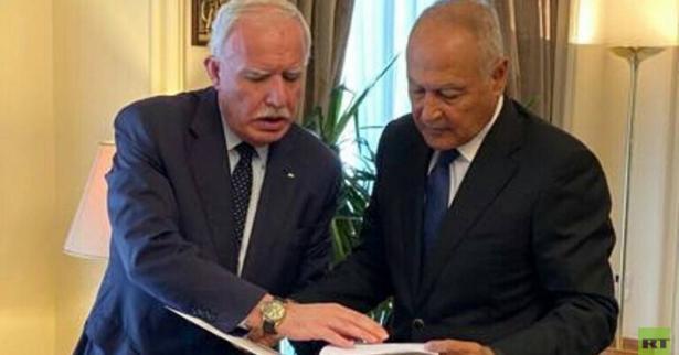 المالكي يسلم أبو الغيط ملف ترسيم الحدود البحرية وخطوات اجراء انتخابات فلسطينية