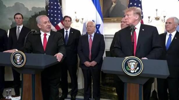 مصادر أمريكية: ارجاء اعلان صفقة القرن لأجل غير مسمى