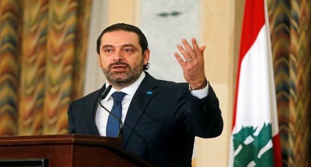 سعد الدين الحريري يقدم استقالته من خلال خطابه للشعب قبل قليل