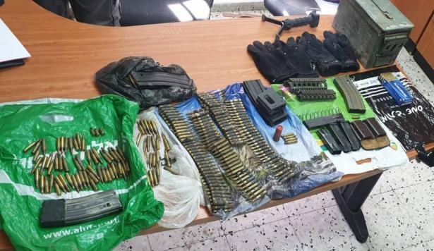اعتقال 12 مشتبهًا من كفرقرع بشبهة تجارة المخدرات والأسلحة