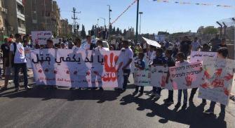 فاطمة شعبان : اهالي الرملة واللد مطالبون بإطلاق صرخة كما في بقية المناطق ضد العنف والجريمة