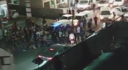 طمرة: اصابة خطرة بإطلاق نار من شرطي، الشرطة: الرجل اصطدم بسيارة زوجته عمدًا وهرب