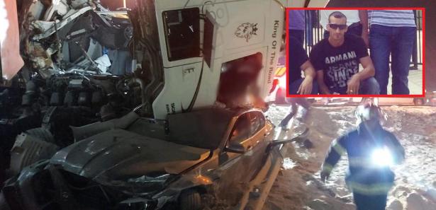 النقب: مصرع حسين أبو قويدر في حادث طرق مروع