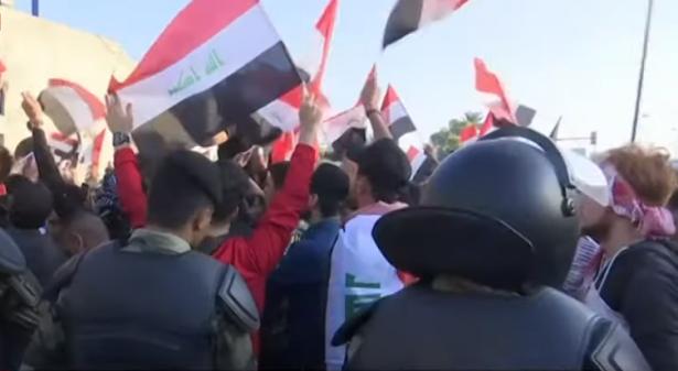 ماذا يجري في العراق؟ الشمس تواكب تطورات الحراك الشعبي والاحتجاجات مع نوري حمدان