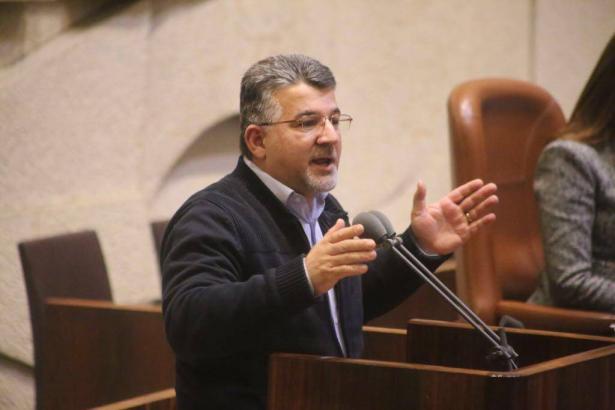 النائب د.يوسف جبارين للشمس تعقيبًا على تصريحات اردان بأن المجتمع العربي عنيف: