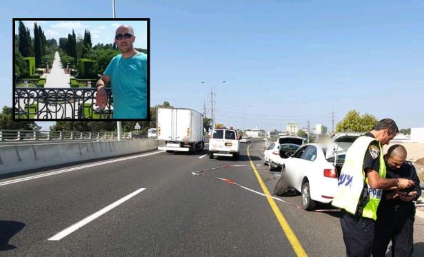 الناصرة تفجع بمصرع رضا خرطبيل جرّاء حادث مروّع بين سيارة وشاحنة