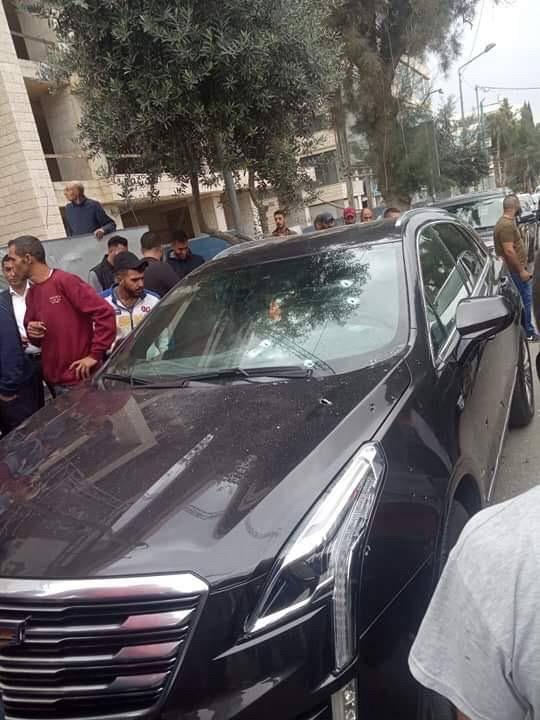 اصابة خطرة لشاب من الرملة بعد تعرضه لإطلاق النار في رام الله