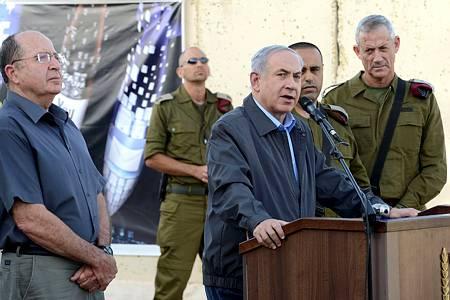 أعادة تفويض تشكيل الحكومة المقبلة إلى الرئيس الإسرائيلي