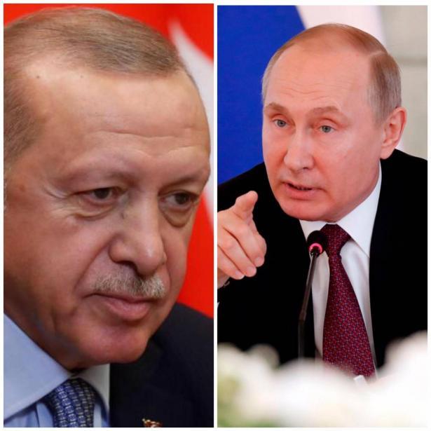 الصحفي جلال سلمى حول اتفاق اردوغان وبوتين