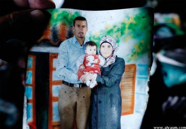 ادانة المتهم بحرق عائلة دوابشة في قرية دوما