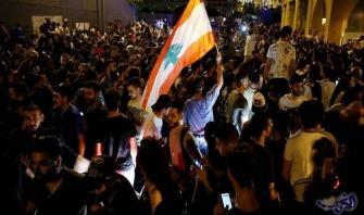 خلافات داخل الحكومة اللبنانية بشأن الورقة الإصلاحية  و الاحتجاجات في البلاد دخلت يومها الخامس