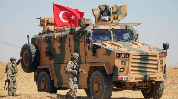 قوات سوريا الديموقراطية تتهم تركيا بخرق اتفاق وقف إطلاق النار في رأس العين