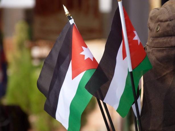 الملك يعلن بسط السيادة الاردنية على الباقورة والغمر بعد 25 عامًا