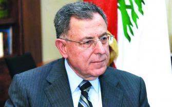 فؤاد السنيورة: ميشيل عون يهمش سعد الحريري والثقة منعدمة بين الشعب والسياسيين
