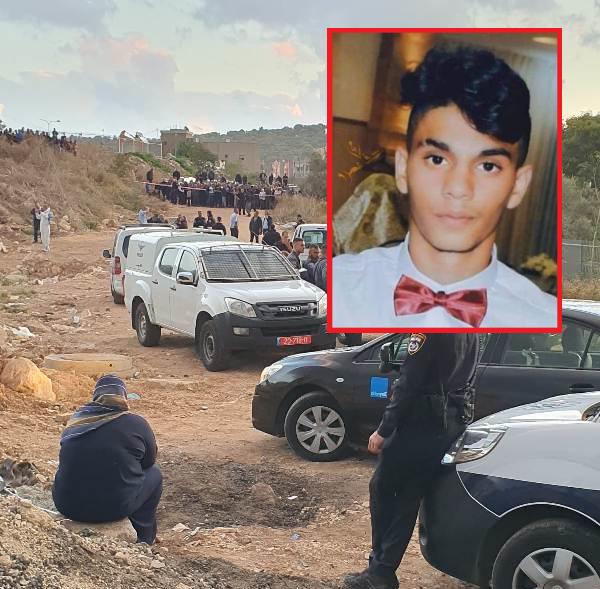 شفاعمرو تمسي على صدمة: العثور على جثة الفتى المفقود عادل خطيب (17 عامًا) وشبهات بجريمة قتل