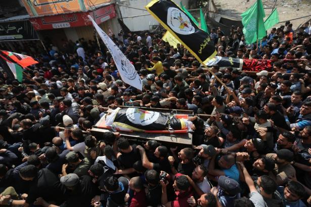 وزارة الداخلية في غزة تتهم المخابرات الفلسطينية بالمساهمة في اغتيال بهاء ابو العطا