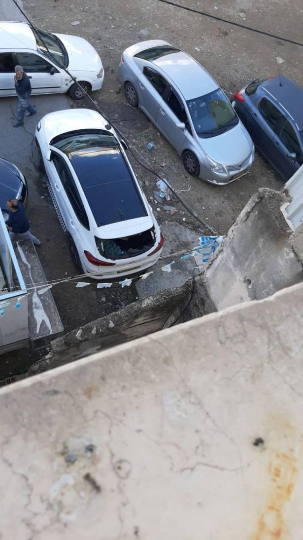 إدارة بلدية ام الفحم: نستنكر الاعتداء على سيارة احدى موظفات قسم الخدمات الاجتماعية
