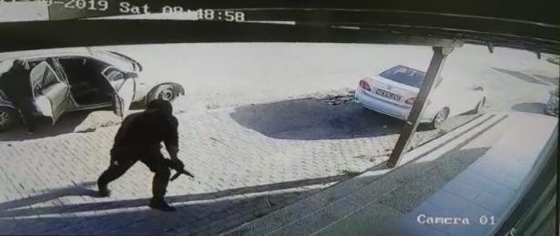 شاهد: محاولة سطو على محل صرافة في الجديدة المكر واعتقال مشتبهين