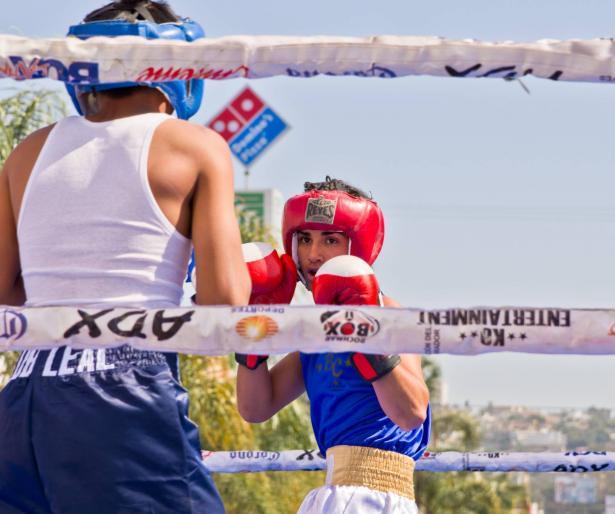 غانم محروم يتحدث عن الملاكم صبحي سلومة مؤسس نادي الكفوف الذهبية