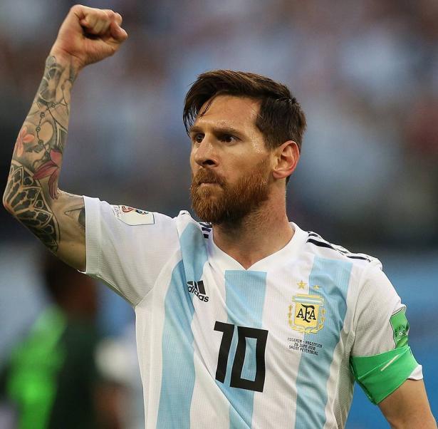 ميسي يصل الى 615 هدفًا بعد فوز برشلونة على ريال مايوركا