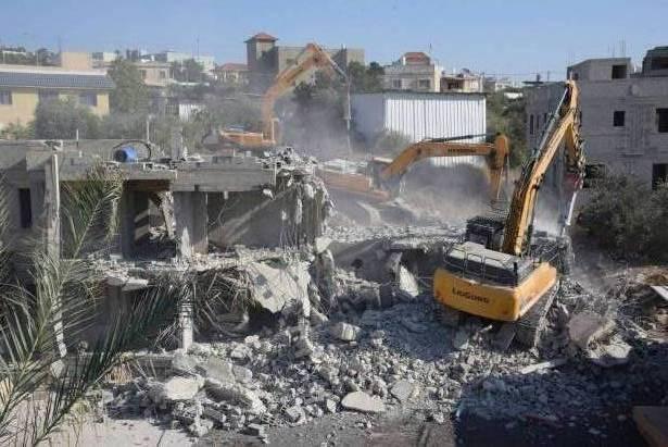 قلنسوة: المحكمة تقرر هدم 3 بيوت في البلدة