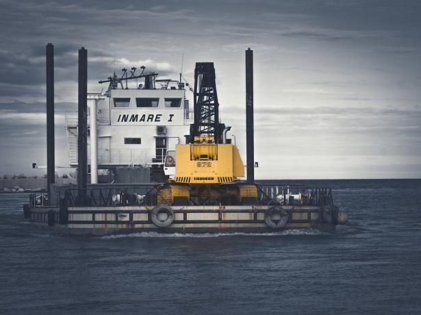 وزارة حماية البيئة تقرر اغلاق مصفاة تكرير النفط في حيفا