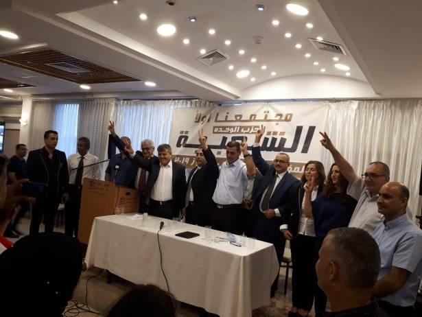 حزب الوحدة الشعبية: توجهنا لكافة التيارات والأحزاب بمبادرة لإقامة تحالف عربي جديد