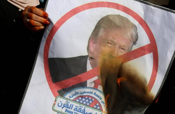 سلسلة فعاليات منددة ورافضة لصفقة القرن في الضفة الغربية وغزة