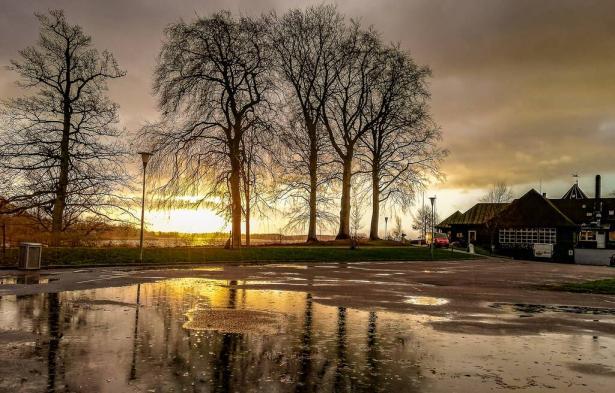 الأرصاد: استمرار تساقط الأمطار