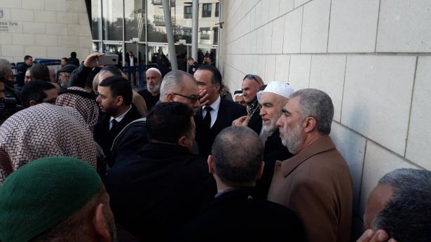 محمد بركة للشمس تعقيبًا على قرار المحكمة:
