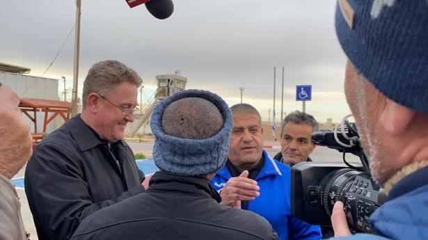 اطلاق سراح الأسيرين صدقي المقت وأمل أبو صالح، نتنياهو: الإفراج مقابل استعادة جثة باومل من سورية