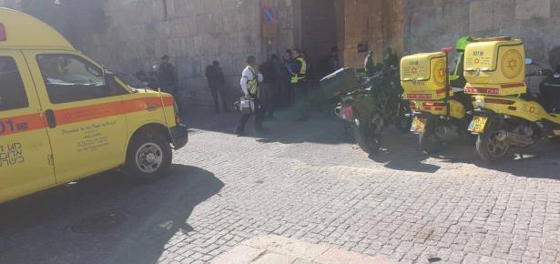 استشهاد شاب في القدس برصاص الجيش بزعم محاولته اطلاق النار على الجنود