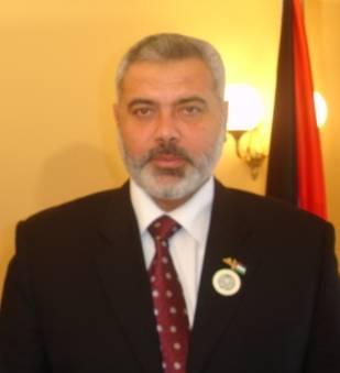اسماعيل هنية يعلن جهوزية حركة حماس للقاء مع حركة فتح في القاهرة