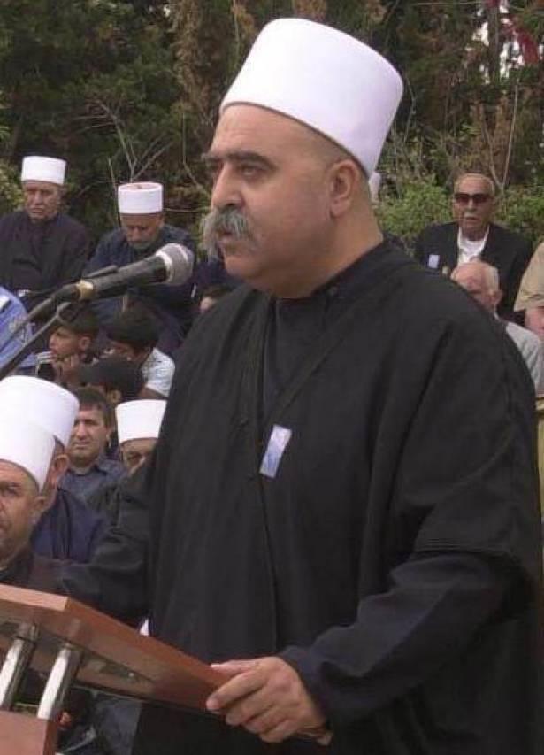 الشيخ موفق طريف يلتقي مع نائب وزير الخارجية الروسي ميخائيل بوجدانوف